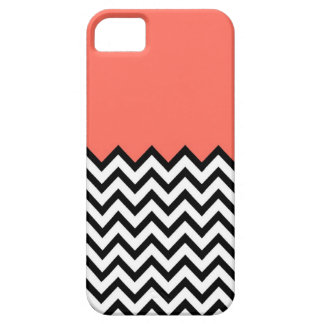 iPhone 5 van de Chevron van het Blok van de Kleur  iPhone 5 Case-Mate Hoesje