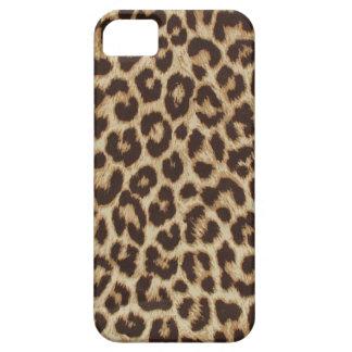 iPhone 5 van de Druk van de luipaard Hoesje