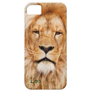 iPhone 5 van de Foto van de leeuw het Hoesje van d