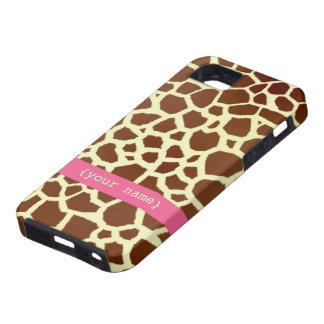 iPhone 5 van de giraf Hoesje