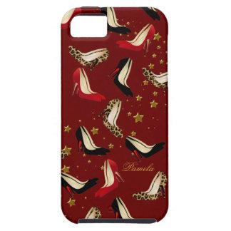 iPhone 5 van de Hond van de Schoen van de mode Hoe Tough iPhone 5 Hoesje