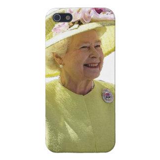 iPhone 5 van de Koningin Hoesje iPhone 5 Cases