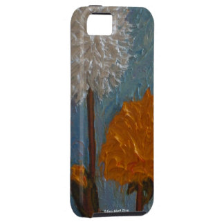 iPhone 5 van de paardebloem Hoesje