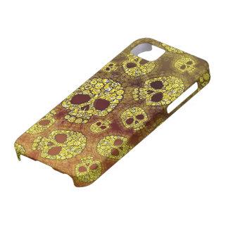 iPhone 5 van de Schedels van de Mode van de ontwer Barely There iPhone 5 Hoesje