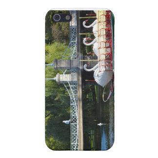 iPhone 5 van de Tuin van Boston Openbare Hoesje iPhone 5 Covers