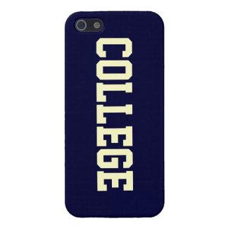 Iphone 5 van de Universiteit van het Dierenhuis ho iPhone 5 Cases