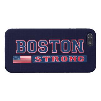 iPhone 5 van de Vlag van BOSTON STERKE de V.S. Hoe iPhone 5 Cases