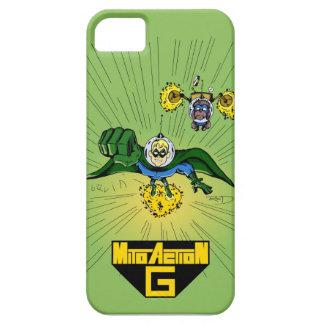 Iphone 5 van G van de Actie van Mito geval iPhone 5 Cover