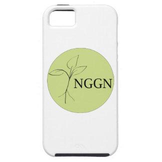 iPhone 5 van het Netwerk van de Genealogie van Nex Tough iPhone 5 Hoesje