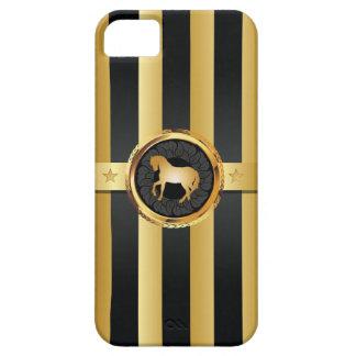 iPhone 5 van het Paard van de Strepen van de Stijl Barely There iPhone 5 Hoesje