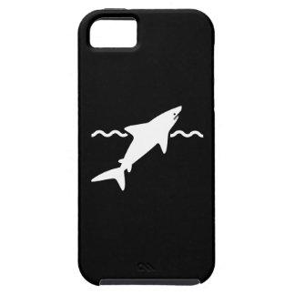 iPhone 5 van het Pictogram van de haai Hoesje