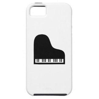 iPhone 5 van het Pictogram van de piano Hoesje