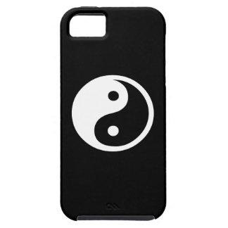 iPhone 5 van het Pictogram van Yang van Yin Hoesje