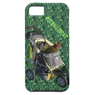 iPhone 5 van Tiki van Strollercat Hoesje