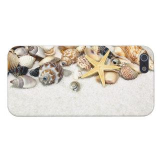 iPhone 5 van zeeschelpen Hoesje iPhone 5 Case