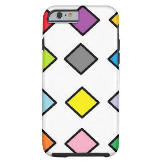 iPhone 6/6s, de Taaie kunst van het Hoesje van de