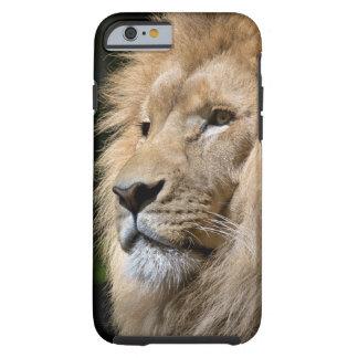 iPhone 6/6s, de Taaie Leeuw van het Hoesje van de