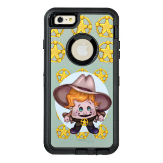 iPhone 6/6s DS van de Symmetrie van de COWBOY van