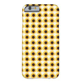 iPhone 6/6s hoesje, dat met Zonnebloem Multipl Barely There iPhone 6 Hoesje