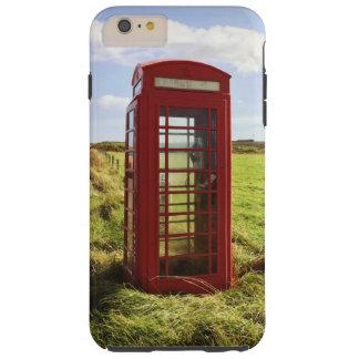 iPhone 6/6s plus de Britse Telefooncel van het Tough iPhone 6 Plus Hoesje