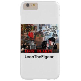 iPhone 6/6s plus hoesje LeonThePigeon