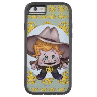 iPhone 6/6s Taai Xtreme van de COWBOY van het Tough Xtreme iPhone 6 Hoesje