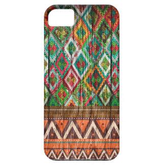 iPhone 6 Azteekse Houten StammeniPhone van het Barely There iPhone 5 Hoesje