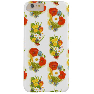 iphone 6 bloemenhoesje barely there iPhone 6 plus hoesje