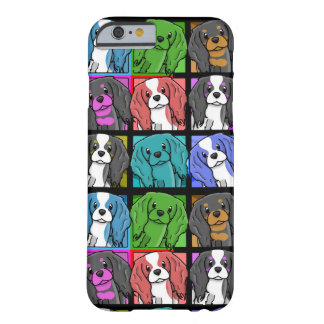 iPhone 6 cas van Charles Spaniel van de Koning van