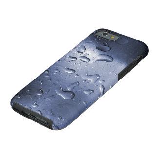 iPhone 6 het hoesjeshell van de Druppeltjes van Tough iPhone 6 Hoesje