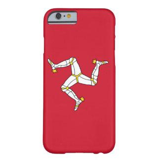 iPhone 6 hoesje met de Vlag van het Eiland Man,