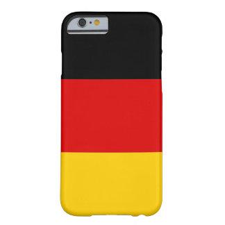 iPhone 6 hoesje met Vlag van Duitsland