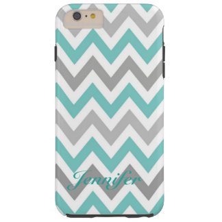 iPhone 6 Plus case ziz zag patroon