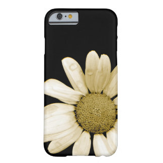 iPhone 6 van Daisy Flower Art van de flora Simplis Barely There iPhone 6 Hoesje