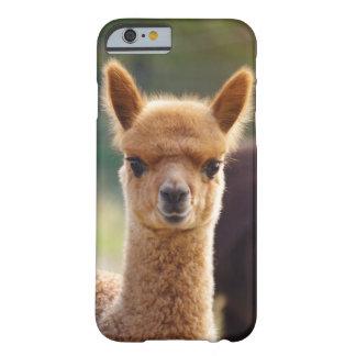 iPhone 6 van de alpaca hoesje