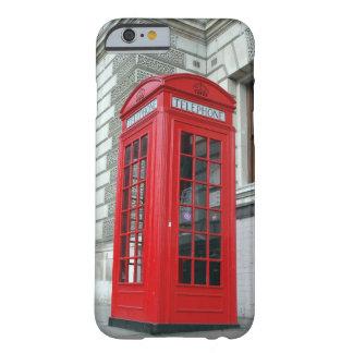 iPhone 6 van de Doos van de Telefoon van Londen Barely There iPhone 6 Hoesje