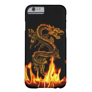 iPhone 6 van de Draak van de Brand van de fantasie Barely There iPhone 6 Hoesje