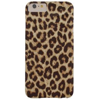 iPhone 6 van de Druk van de luipaard nauwelijks Barely There iPhone 6 Plus Hoesje