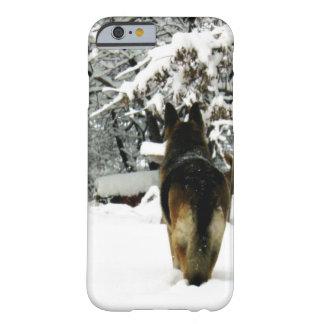 iPhone 6 van de Duitse herder hoesje