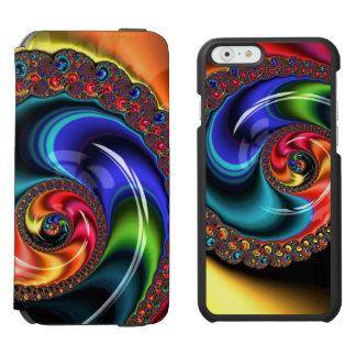 iPhone 6 van de Juwelen van het glas het Geval van