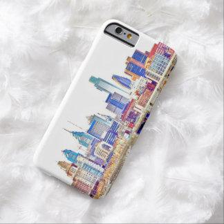 iPhone 6 van de Schets van de Kleur van Barely There iPhone 6 Hoesje