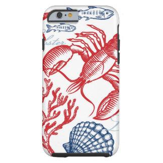 iPhone 6 van de zeekreeft hoesje