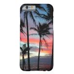 iPhone 6 van Hawaï Kauai hoesje - Zonsopgang Kapaa