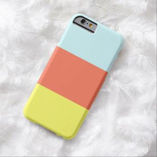 iPhone 6 van het Blok van de kleur hoesje