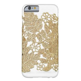 iPhone 6 van het Kant van Artandra Gouden hoesje Barely There iPhone 6 Case