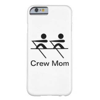 iPhone 6 van het Mamma van de bemanning hoesjeDekk Barely There iPhone 6 Hoesje