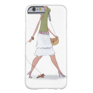 iPhone 6 van het Meisje van de mode hoesje