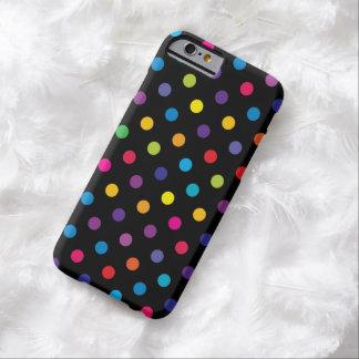 iPhone 6 van het Patroon van de Stip van het snoep Barely There iPhone 6 Hoesje