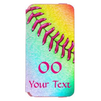 iPhone 6 van het softball de Dekking van IPhone