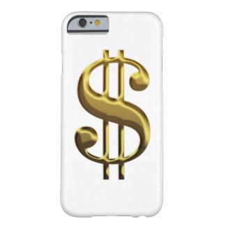 iPhone 6 van het Teken van de dollar hoesje